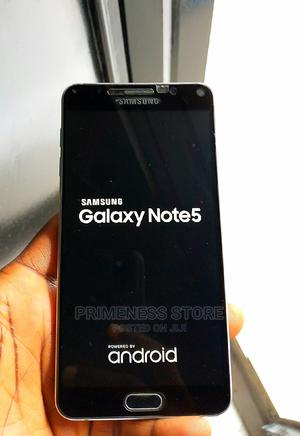 Samsung Galaxy Note 5 32 GB Gold | Mobile Phones for sale in Lagos State, Isolo