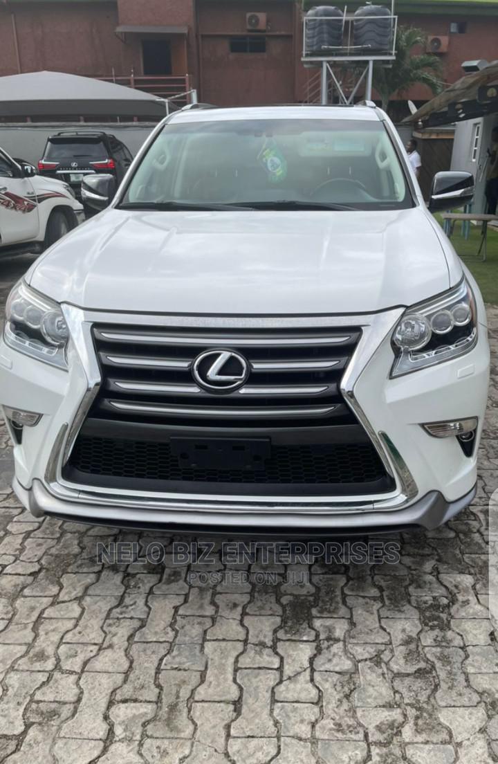 Lexus GX 2017 460 Luxury White