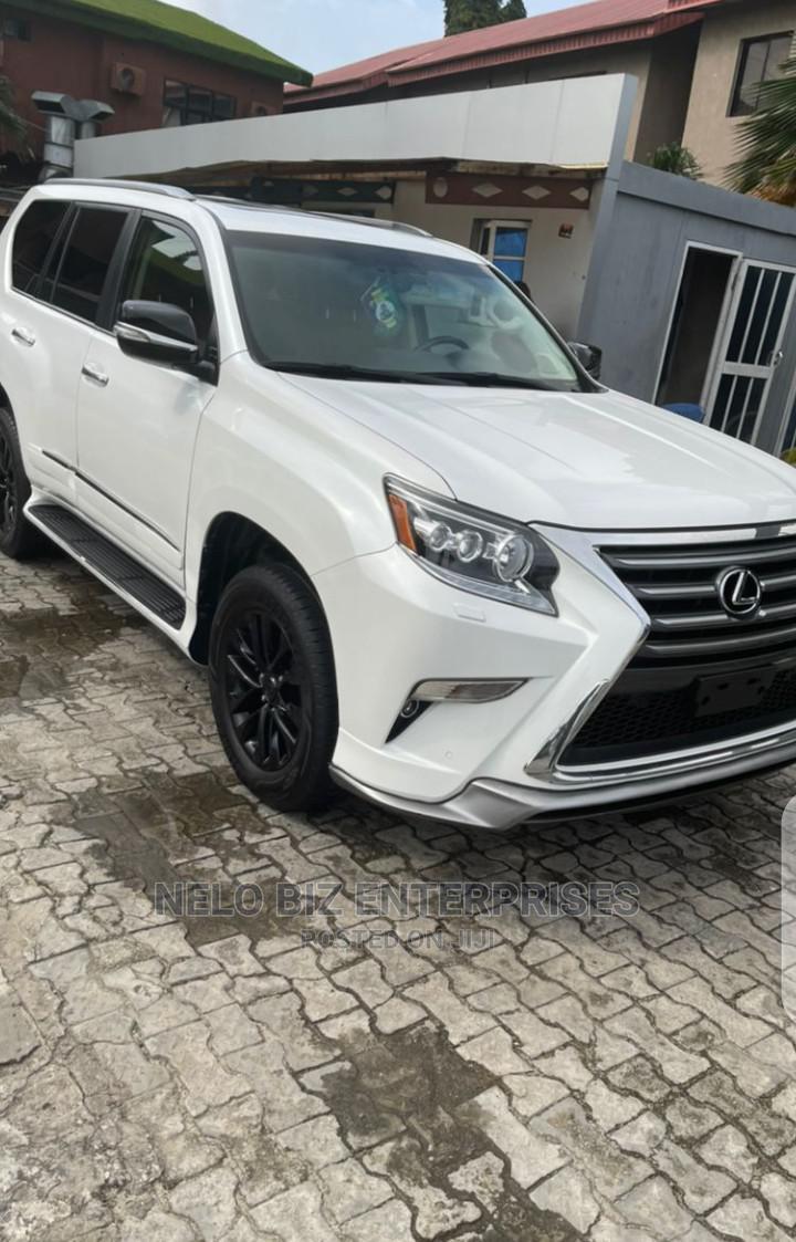 Lexus GX 2017 460 Luxury White   Cars for sale in Lekki, Lagos State, Nigeria