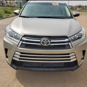 Toyota Highlander 2016 Gold   Cars for sale in Rivers State, Port-Harcourt