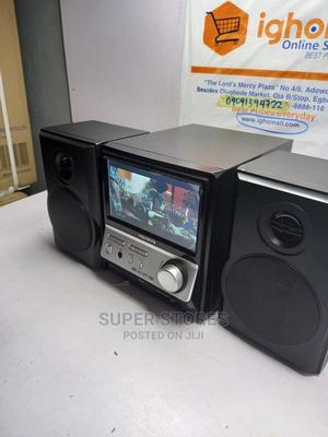 Polystar Micro Set With 7inches TV Function PV-S760TVBT Spt7   TV & DVD Equipment for sale in Lagos State, Alimosho