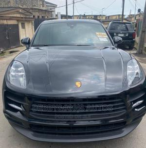 New Porsche Macan 2020 Turbo Black   Cars for sale in Lagos State, Surulere