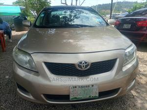 Toyota Corolla 2010 Gold | Cars for sale in Abuja (FCT) State, Central Business District