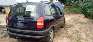Opel Zafira 2003 Blue | Cars for sale in Oyo State, Ogbomosho North