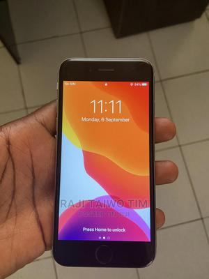 Apple iPhone 6s 32 GB Silver   Mobile Phones for sale in Abuja (FCT) State, Galadimawa