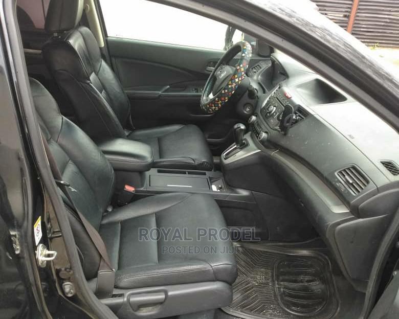 Archive: Honda CR-V 2014 Black