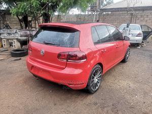 Volkswagen Golf 2012 2.5 5 Door Red | Cars for sale in Kaduna State, Kaduna / Kaduna State