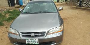 Honda Accord 2001 Gray | Cars for sale in Abuja (FCT) State, Lugbe District