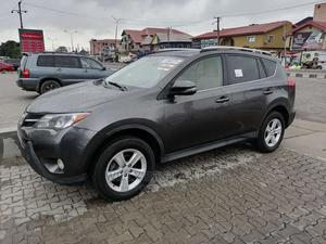 Toyota RAV4 2013 XLE AWD (2.5L 4cyl 6A) Gray   Cars for sale in Lagos State, Amuwo-Odofin