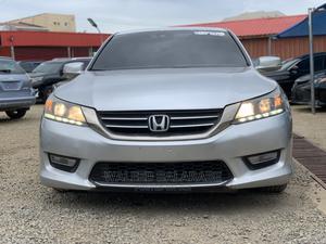 Honda Accord 2014 Silver | Cars for sale in Abuja (FCT) State, Jahi