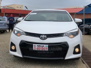 Toyota Corolla 2014 White   Cars for sale in Abuja (FCT) State, Jahi
