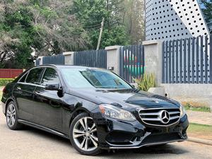 Mercedes-Benz E350 2014 Black | Cars for sale in Abuja (FCT) State, Central Business District