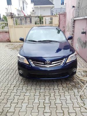 Toyota Corolla 2014 Blue | Cars for sale in Abuja (FCT) State, Idu Industrial