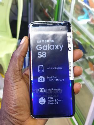 New Samsung Galaxy S8 64 GB Black   Mobile Phones for sale in Delta State, Ugheli