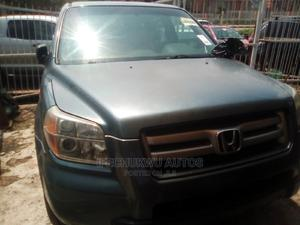 Honda Pilot 2006 LX 4x2 (3.5L 6cyl 5A) Green | Cars for sale in Lagos State, Ikeja