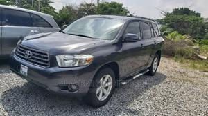 Toyota Highlander 2008 Sport Gray | Cars for sale in Abuja (FCT) State, Kuje