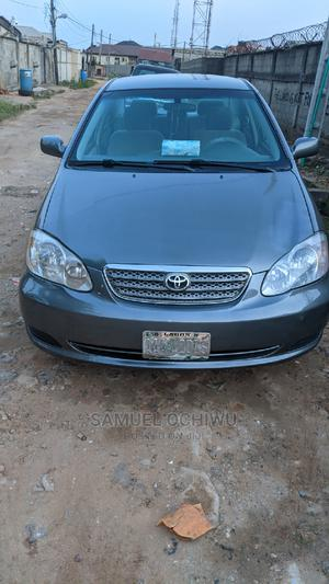 Toyota Corolla 2006 LE Gray   Cars for sale in Lagos State, Gbagada