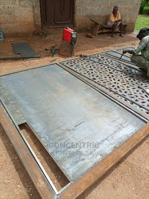 Steel Welding and Fabrication for Gate and Carport | Building & Trades Services for sale in Lagos State, Ajah