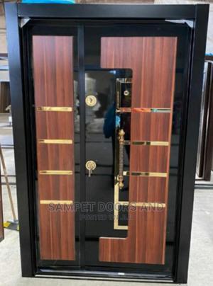 4ft Turkish Luxury Security Door | Doors for sale in Lagos State, Orile