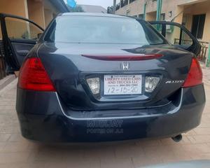 Honda Accord 2007 Sedan EX Gray   Cars for sale in Lagos State, Amuwo-Odofin