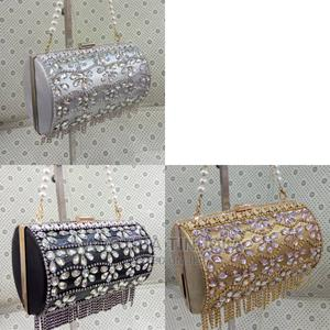 Unique Shape Clutches | Bags for sale in Lagos State, Ikeja