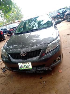 Toyota Corolla 2005 Gray | Cars for sale in Abuja (FCT) State, Gaduwa