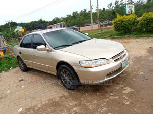 Honda Accord 2002 2.0 SE Gold   Cars for sale in Abuja (FCT) State, Lokogoma