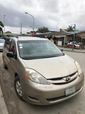 Toyota Sienna 2007 Gold | Cars for sale in Lagos State, Amuwo-Odofin