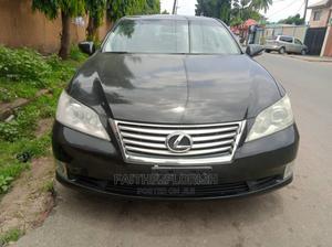 Lexus ES 2010 350 Black | Cars for sale in Lagos State, Ikeja