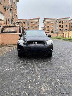 Toyota Highlander 2008 Sport Black | Cars for sale in Lagos State, Ifako-Ijaiye