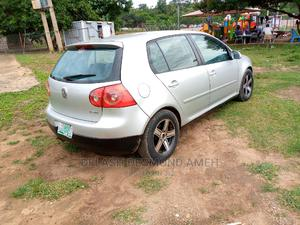 Volkswagen Golf 2005 GL 2.0 Silver | Cars for sale in Abuja (FCT) State, Lokogoma