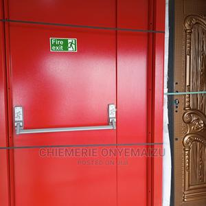 4ft: High Grade Turkey Fire Exit Entrance Security Door   Doors for sale in Lagos State, Orile