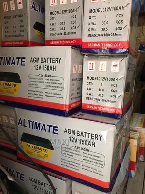 150ah 12v Battery   Solar Energy for sale in Lagos State, Ejigbo