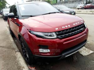 Land Rover Range Rover Evoque 2015 Red | Cars for sale in Lagos State, Amuwo-Odofin