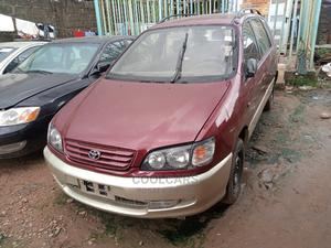 Toyota Picnic 2001 2.0 FWD Red   Cars for sale in Lagos State, Isolo