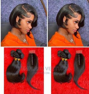 Human Hair Wig Pixie Cut | Hair Beauty for sale in Lagos State, Lagos Island (Eko)