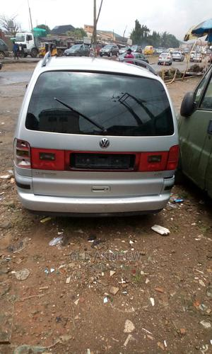 Volkswagen Sharan 2005 Blue   Cars for sale in Lagos State, Oshodi