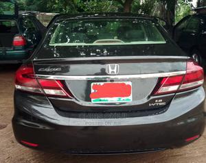 Honda Civic 2013 HF Sedan EX Black   Cars for sale in Abuja (FCT) State, Mabushi