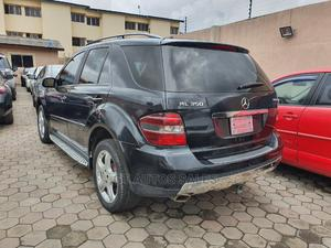 Mercedes-Benz M Class 2007 ML 350 4Matic Black | Cars for sale in Lagos State, Ikeja