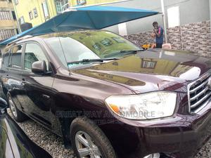 Toyota Highlander 2010 Brown | Cars for sale in Lagos State, Surulere