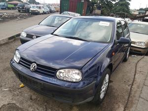 Volkswagen Golf 2002 1.8 T GTI Blue | Cars for sale in Lagos State, Apapa
