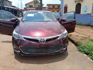 Toyota Avalon 2013 Burgandy | Cars for sale in Ogun State, Sagamu
