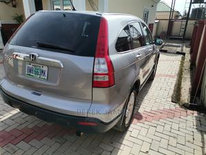 Honda CR-V 2008 Silver | Cars for sale in Abuja (FCT) State, Lugbe District