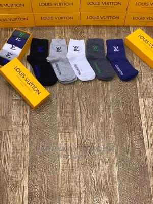 Lv and Adidas Designer Socks   Clothing Accessories for sale in Lagos State, Lagos Island (Eko)