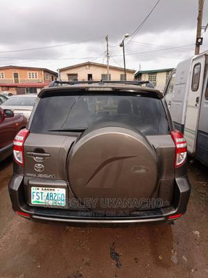 Toyota RAV4 2010 2.5 Limited Brown | Cars for sale in Lagos State, Ifako-Ijaiye