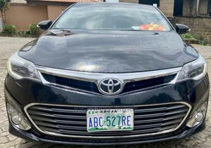 Toyota Avalon 2015 Black   Cars for sale in Lagos State, Ojodu