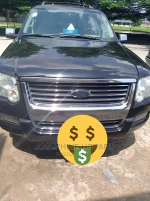 Ford Explorer 2008 Black   Cars for sale in Rivers State, Port-Harcourt