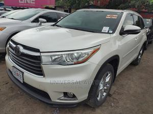 Toyota Highlander 2015 White | Cars for sale in Lagos State, Apapa