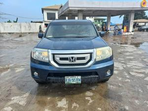 Honda Pilot 2010 Blue   Cars for sale in Lagos State, Isolo