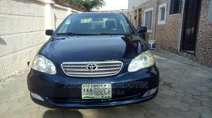 Toyota Corolla 2007 1.6 VVT-i Blue   Cars for sale in Abuja (FCT) State, Jabi